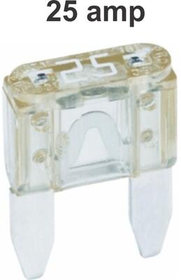 Fusibles Mini 25 Amp