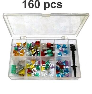 Kit De 160 Fusibles Mini