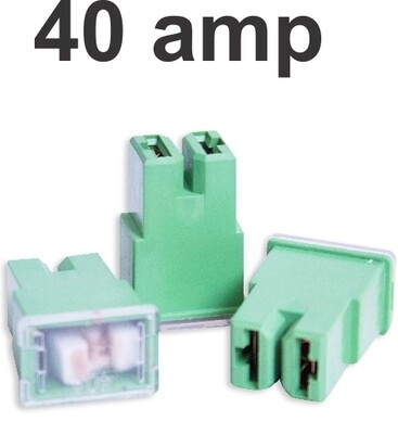 Fusible PAL Toyo Hembra 20 pcs 40 Amp