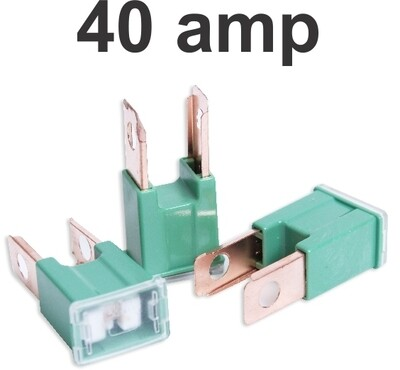 Fusible Toyo Macho 20 pcs 40 Amp