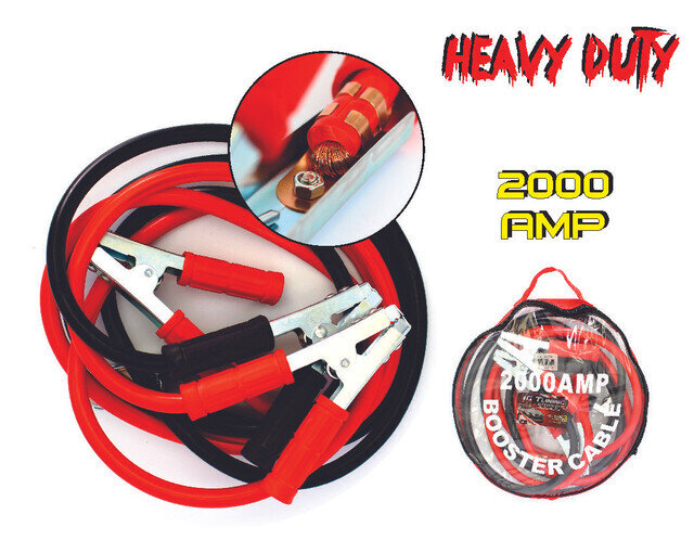 Cable Auxiliar Heavy Ducty 2000 Amp