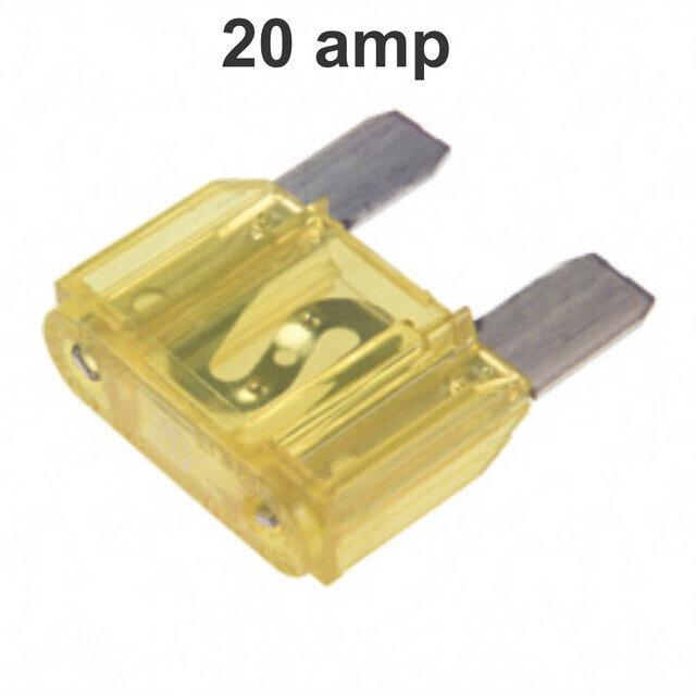 Fusibles U�a 20 Amp