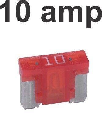Fusibles Micro 100 pcs 10 Amp