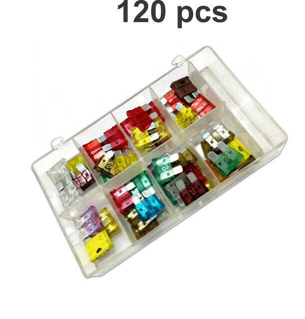 Kit De 120 Fusibles Grandes