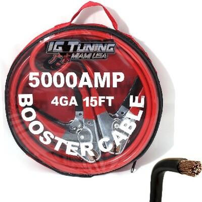 Cable Auxiliar Heavy Duty 5000 Amp