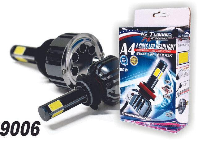 Headlight LED M4 9006