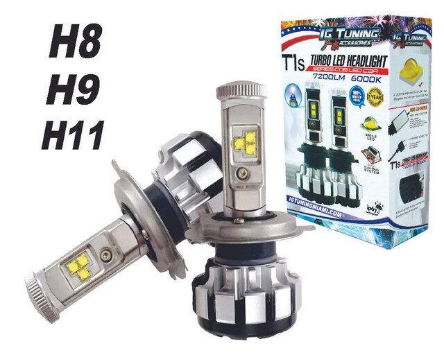 Headlight LED T1S H8H9H11
