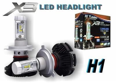 Headlight X3 H1