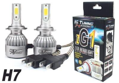 HeadLight LED IG1 H7