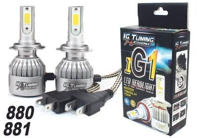 HeadLight LED IG1 880 881