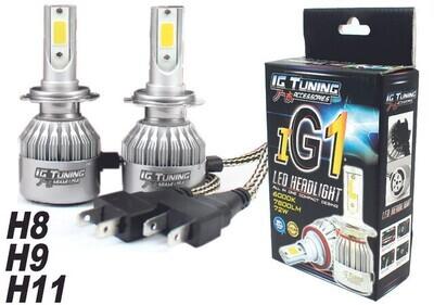 HeadLight LED IG1 H8-H9-H11
