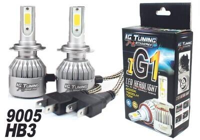 HeadLight LED IG1 9005-HB3