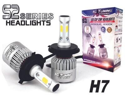 HeadLight LED S2 H7