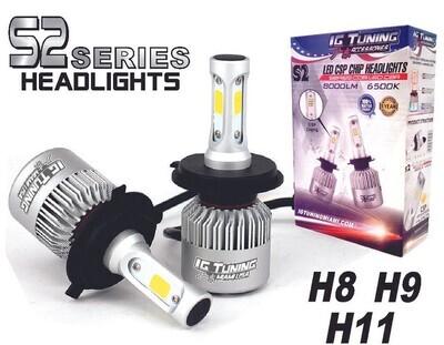 HeadLight LED S2 H8H9H11