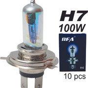 Bombillo H7 100W 10 Pcs