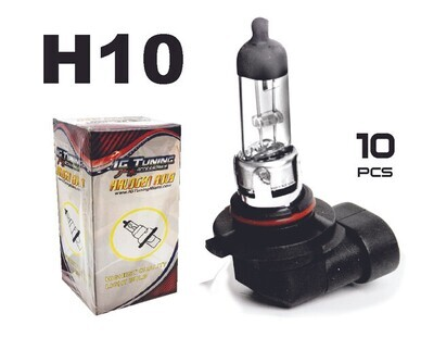Bombillo H10 100W 10Pcs
