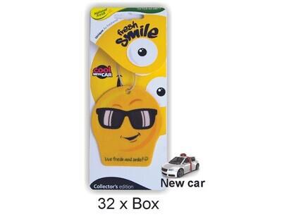 Fresh Smile Cool Carro Nuevo