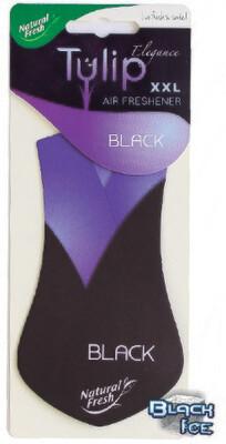 Tulipan Elegance XXL Black