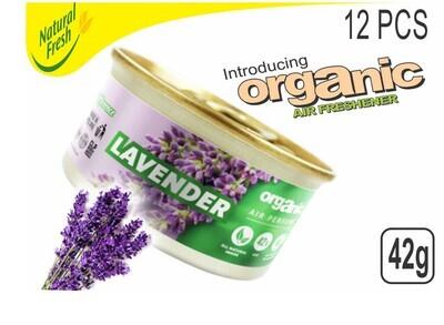 Lata Organic Pure Lavanda 42g