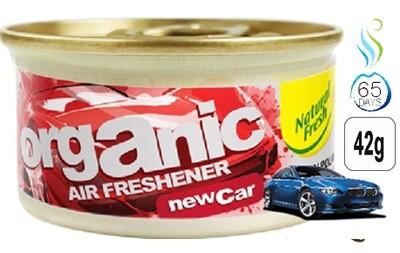 Lata Organic Pure Carro Nuevo 42g