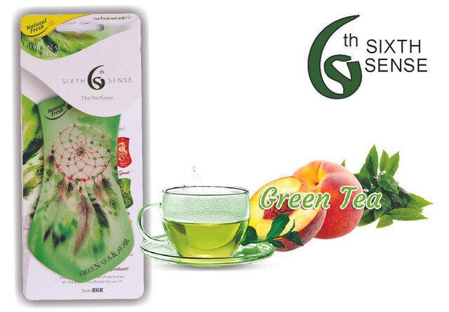 Tulipan Te verde y Melocoton
