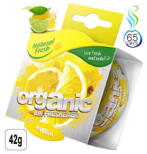 Lata Organic Blister Limon 42g