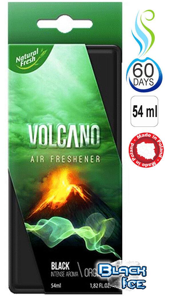 Volcano Organic 54ml Black