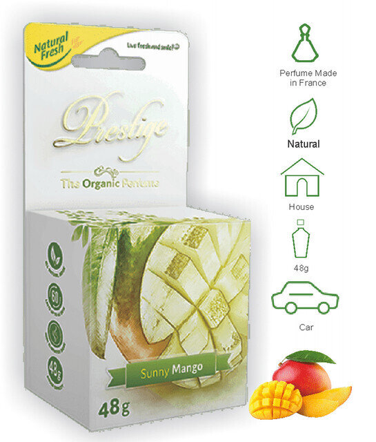Prestige Organico Perfume 48g Mango