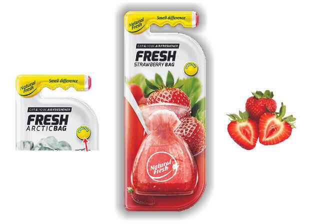 Fresh Bag Fresa 15g (New Blister)