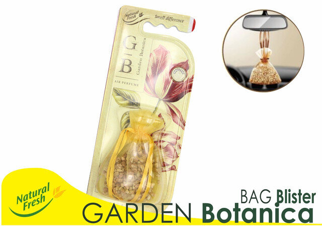 GB Organic Bag New Blister Spicy Musk