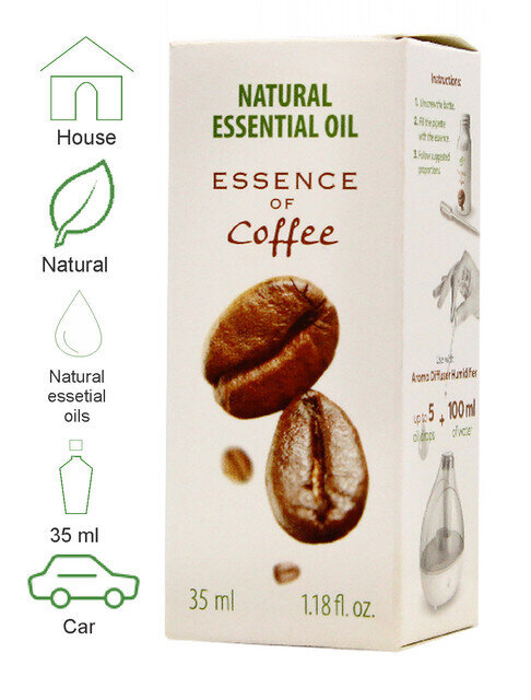 Essence Aceite Natural Cafe 35 ml