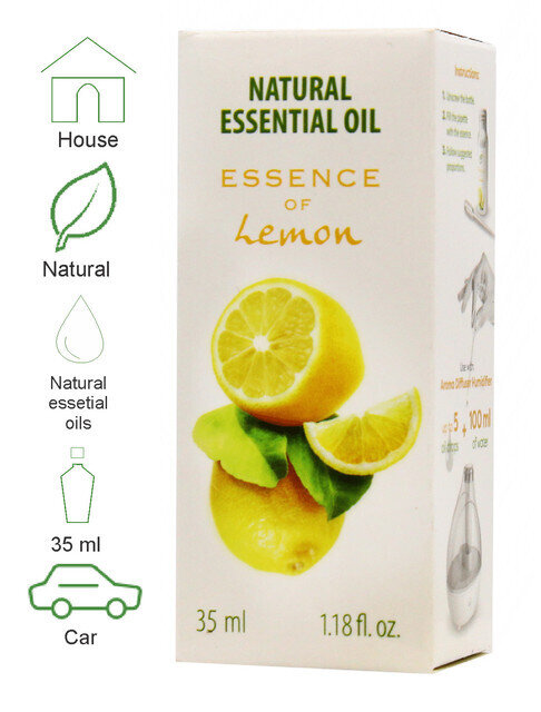 Essence Aceite Natural Limon 35 ml