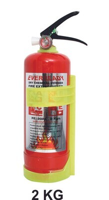 Extintor Recargable 2Kg