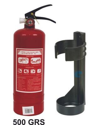 Extintor Recargable 500Grs
