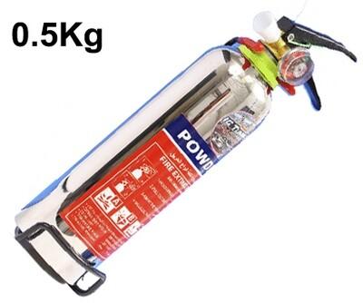 Extintor Cromo De 0.5 Kg