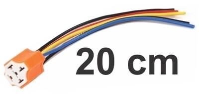 Conector Rele Ceramico 20Cm