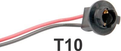 Conector De Bombillo T10