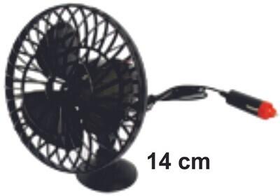 Ventilador Plastico 14 Cm C  Chupon