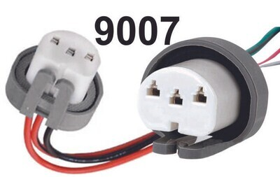 Conector 9007 Ceramico 1 Pcs