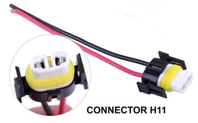 Conector H11 Ceramico 1 Pcs