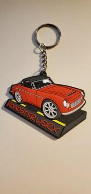 Datsun Roadster 3D Keychain