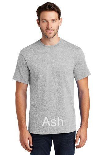 Men's Short Sleeve Tee - Ash