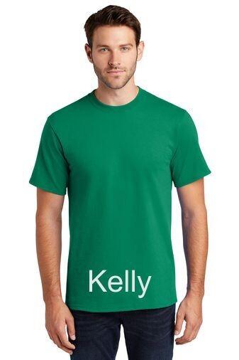 Men's Short Sleeve Tee - Kelly
