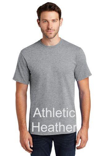 Men's Short Sleeve Tee - Athletic Heather