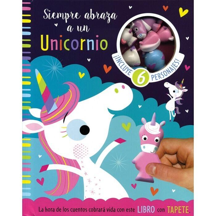 Read And Play: Siempre Abraza A Un Unicornio