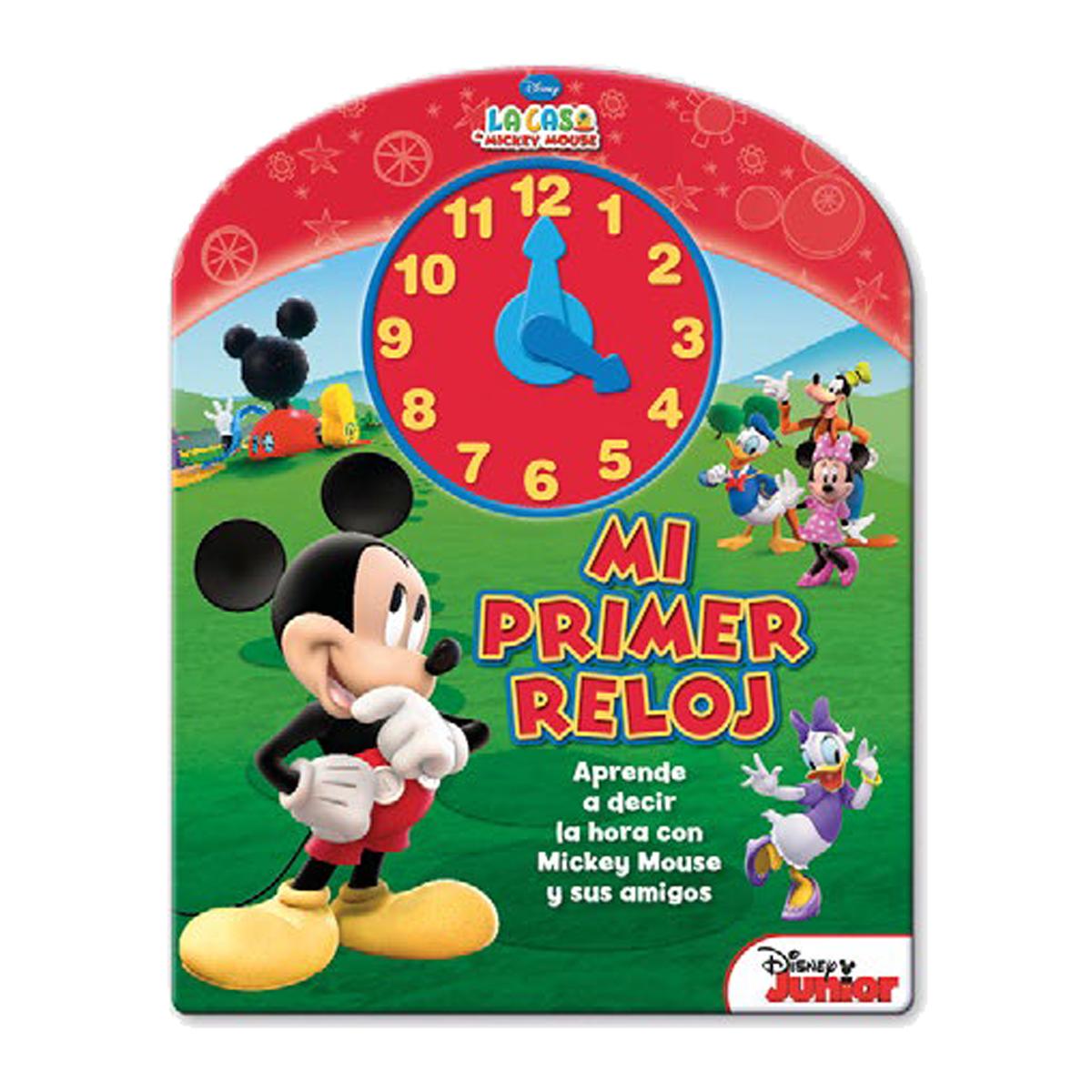 La casa de Mickey Mouse: Cuentos con horas