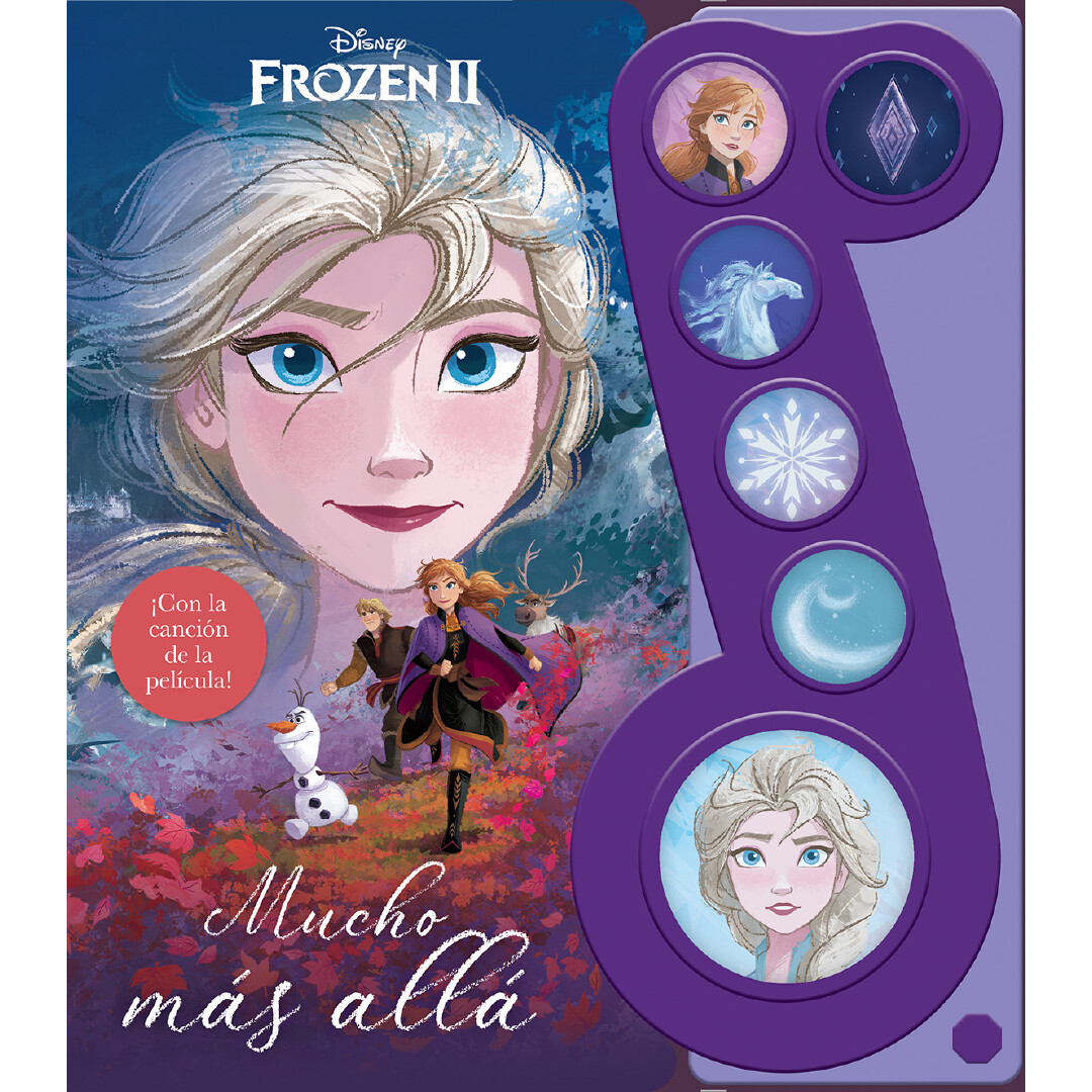 Disney Frozen 2 - Mucho Mas Allá