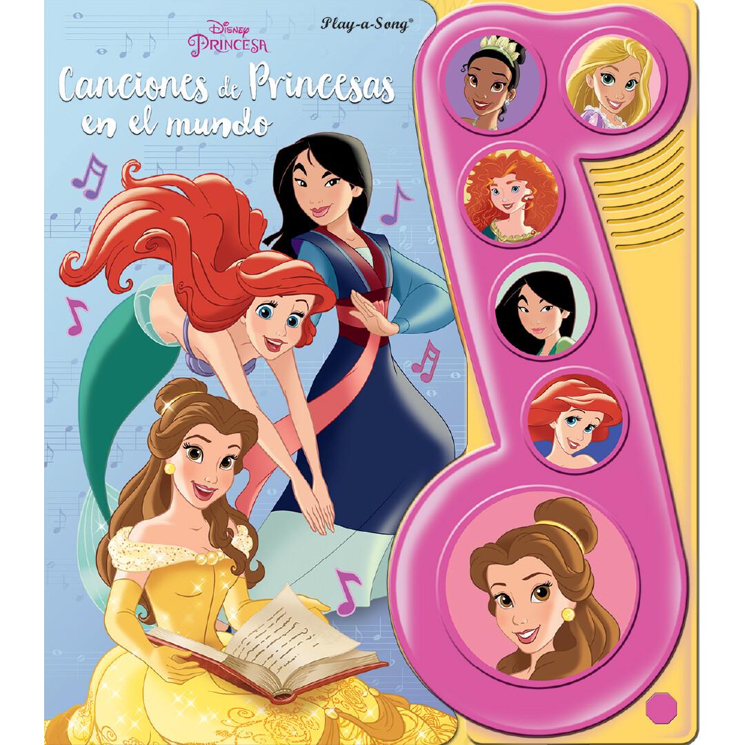 Disney Princess - Canciones de Princesas en el Mundo