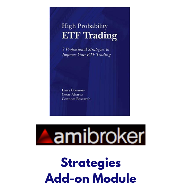 AmiBroker Add-on Module for the Strategies in High Probability ETF Trading