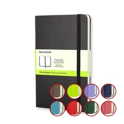 Moleskine Notebook Large Hard Cover